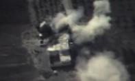 Mỹ thả đạn dược cho quân nổi dậy Syria, Nga bị đe dọa khủng bố