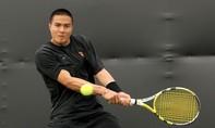 Tay vợt gốc Việt đánh bại hạt giống số 3 của giải