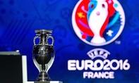 Xác định 20 đội bóng chính thức dự Euro 2016