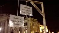 Pegida đòi treo cổ Thủ tướng Đức Angela Merkel
