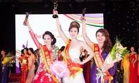 Nguyễn Thùy Linh đăng quang Hoa khôi Doanh nhân 2015