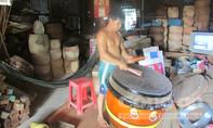 Nghệ nhân 'hai lúa' đưa trống Bình An đi... xuất ngoại