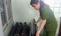 Bắt băng nhóm trộm cắp hàng loạt tivi gần trụ sở các cơ quan Nhà nước