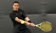 Daniel Nguyễn thi đấu đầy quyết tâm trước đối thủ hạng 108 thế giới