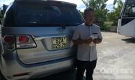 Quyết ngăn tình trạng tài xế sử dụng GPLX ô tô giả