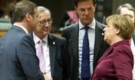 Cuộc họp thượng đỉnh khối Liên minh châu Âu không đạt được kết quả như mong muốn