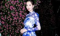 Hoa hậu Đặng Thu Thảo đẹp nhất tuần với đầm voan họa tiết