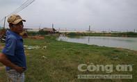 Bé trai 11 tuổi chết đuối dưới hồ nước