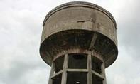 Sawaco đề xuất tháo các thủy đài hình nấm cao khoảng 30m trên địa bàn TPHCM