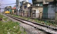 Người đàn ông bị xe lửa cán chết lúc rạng sáng