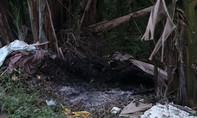 Quảng Nam: Nam thanh niên chết nghi do bị đốt cháy