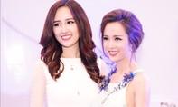 Hoa hậu Mai Phương Thúy xinh đẹp lộng lẫy bên cạnh Vũ Ngọc Anh