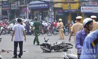 3 vụ tai nạn xảy ra tại một ngã tư