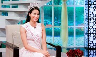 Hoa hậu Phạm Hương chia sẻ mục tiêu học Thạc sĩ sắp tới