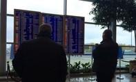 Căng thẳng, Nga- Ukraine chấm dứt đường bay thẳng