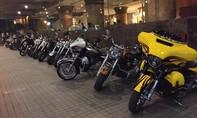 Nhiều siêu xe Harley-Davidson góp mặt tại dạ hội kỷ niệm ở Sài Gòn