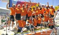 Đội Đà Nẵng đứng thứ 6 tại chặng hai cuộc đua Thuyền buồm Vòng quanh Thế giới Clipper 2015-2016