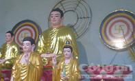 Kẻ gian đột nhập chùa lấy trộm pho tượng cổ hơn 200 năm tuổi