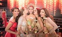 Cận cảnh nhan sắc lộng lẫy của tân Hoa hậu Hòa bình Quốc tế