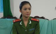 Hoa hậu Tài năng Bích Trâm tất bật với 'Con gái ông Trùm'