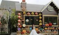 Khám phá một Bà Nà Hills huyền bí trong dịp Halloween