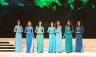 Hé lộ màn trình diễn áo dài của thí sinh Hoa hậu Hoàn vũ Việt Nam