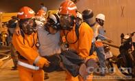 Luôn sẵn sàng cho các tình huống khẩn cấp trong đường hầm Thủ Thiêm