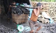 Hàng trăm lò than chui mọc lên như nấm đe dọa môi trường