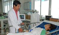 Một nam thanh niên bị đâm thủng tim, phổi, gan