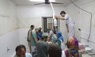 Mỹ oanh tạc bệnh viện Kunduz tại Afganistan