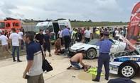 Triệu phú nước Anh lái siêu xe đâm vào đám đông, 26 người bị thương