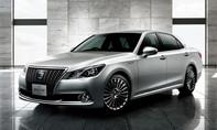 Toyota trình làng bảng nâng cấp Crown 2016