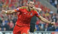 """""""Máy chạy"""" lại trở thành Cầu thủ Xứ Wales xuất sắc nhất"""