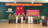 Công an Đắk Lắk tổ chức ra mắt công đoàn Công an tỉnh