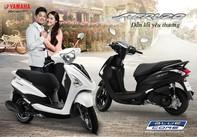 """Yamaha Việt Nam """"âm thầm"""" ra mắt đối thủ của Honda Lead"""