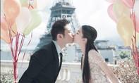 Bộ ảnh cưới đẹp như mơ của Huỳnh Hiểu Minh và Angela Baby