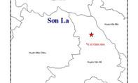 Sơn La rung chuyển vì động đất 3,4 độ richter