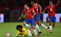 Tổng hợp vòng loại World Cup 2018: Brazil, Argentina cùng bại trận