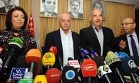 """Nobel hoà bình 2015 trao cho """"bộ tứ Tunisia"""""""