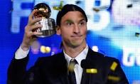 Ibrahimovic lần thứ 10 lên 'đỉnh' nước nhà