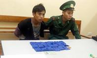 9X vận chuyển 4.000 viên ma túy điên cuồng chống trả công an