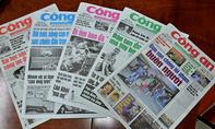 Nội dung chính báo CATP ngày 13-11-2015