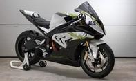 Rò rỉ hình ảnh bản concept 'siêu mô tô' điện BMW eRR