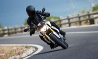 BMW giới thiệu naked bike G310R, máy mạnh 'giá thoáng'