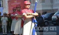 Clip những màn trình diễn ấn tượng của Cảnh sát Thế giới tại Sài Gòn