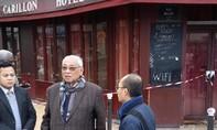 Nước Pháp chìm trong đau thương