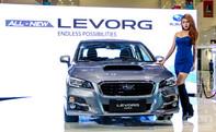 Subaru Việt Nam trình làng Levorg