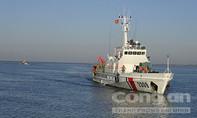 Cảnh sát biển vùng 3 bắt tàu cá chở 80 ngàn lít dầu DO trái phép