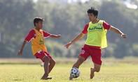 U21 HAGL giao lưu cùng học viện bóng đá NutiFood - HAGL- Arsenal - JMG