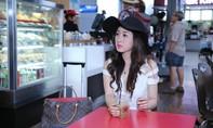 Á khôi Xuân Quỳnh sang Hong Kong dự sinh nhật TVB